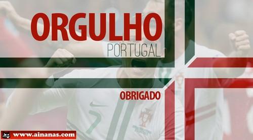 Orgulho por portugal
