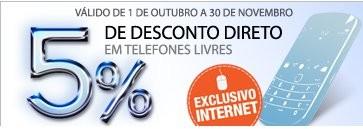 5% em Telefones Livres | EL CORTE INGLÉS |