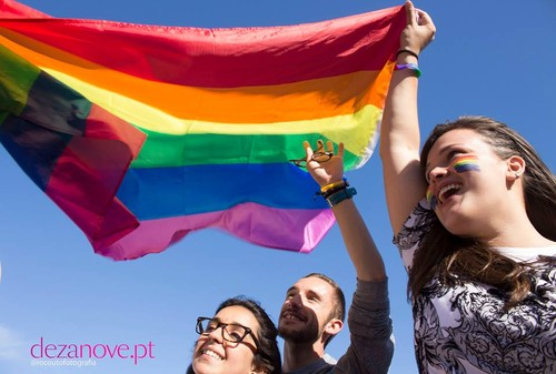 Arraial Lisboa Pride - Foto de Roberta Couto