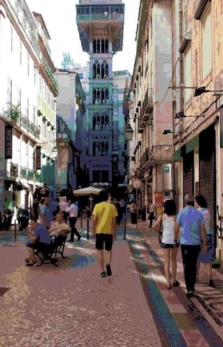 Passear no Lisboa Diário de Bordo