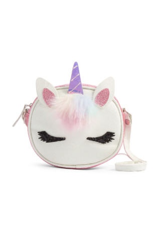 KIMBALL-MISSING-NOVELTY UNICORN BAG, GRADE MISSING