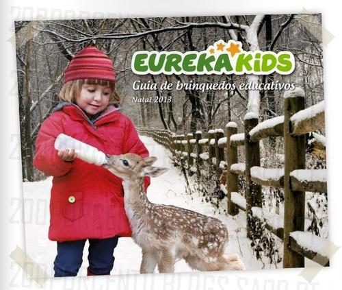 Novo Folheto Natal, EUREKA KIDS