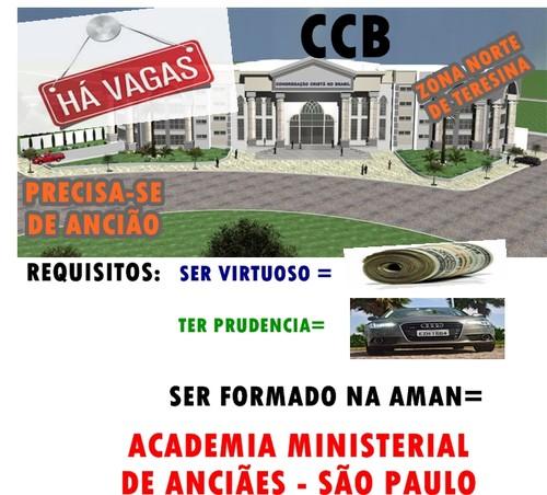 HA VAGAS/CCB