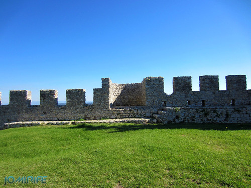 Castelo de Montemor-o-Velho - Muralha [en] Castle of Montemor-o-Velho in Portugal