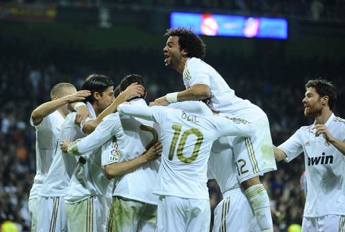 Real Madrid-At. Madrid 2011/12