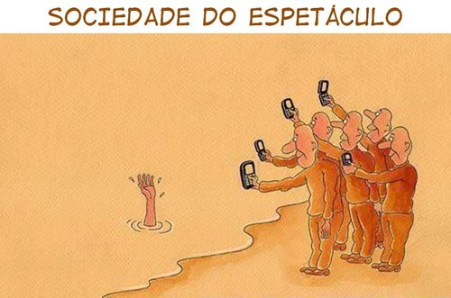 imagens do Facebook, sociedade