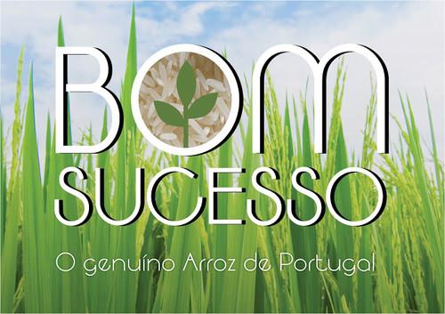 Arroz Bom Sucesso - o genuíno arroz de Portugal