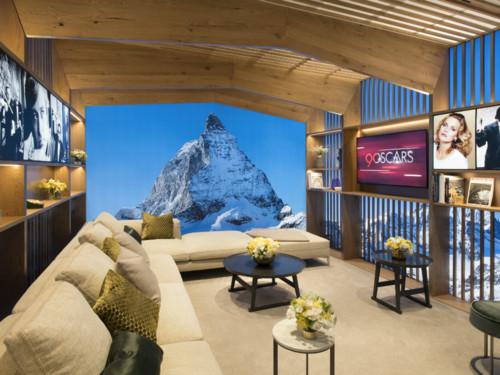Oscars 2018 Greenroom by Rolex - Primeira Casa da
