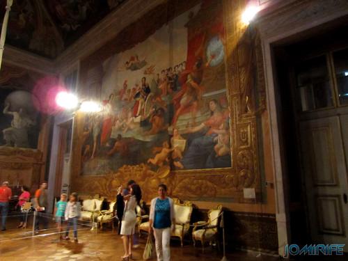 Lisboa - Palácio Nacional da Ajuda - Sala de D. João VI [en] Lisbon - Ajuda National Palace - Room D. John VI