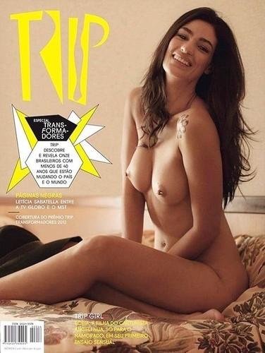 Sofia Angeli (capa revista)