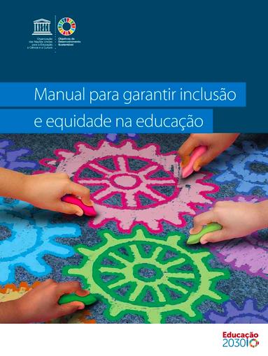 Manual para garantir inclusão e equidade na educação