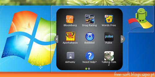 Programas Android no Windows, Aplicações Android no Windows