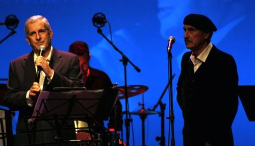 Vitorino, Carlos Tavares e Manuel Rebelo juntam-se em palco