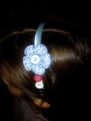 Vários acessorios para o cabelo das princesas!