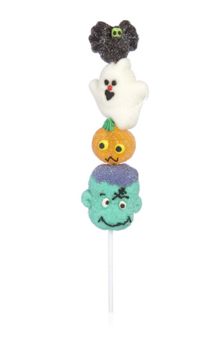 Kimball-Missing-Halloween Stacked Sugar Lollypop,