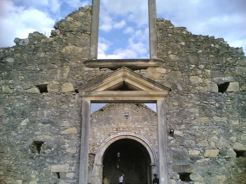 Igreja de Nossa Senhora de Finisterra: Frente