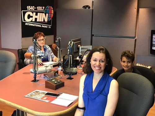 Rádio - 22 de Agosto 2017 com Tiago silva e Fáti