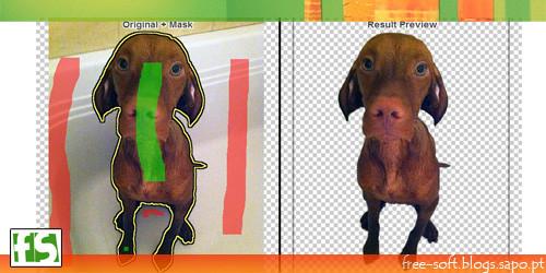 ClippingMagic - remover apagar fundo de fotos ou imagens facilmente