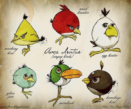 Angry Birds, sempre
