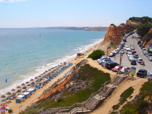 Praia da Falésia, Algarve - (c) 2007
