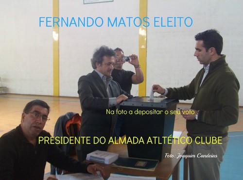 ELEIÇÕES ALMADA