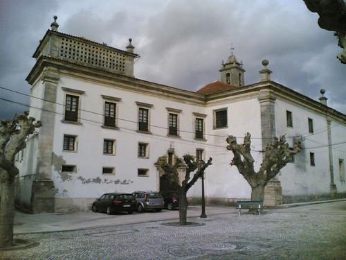 Convento de Tentúgal: Frente