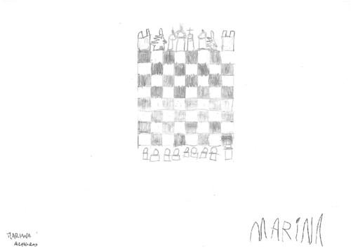 Jardim de Infância de Alheiras - Mariana - 5 anos