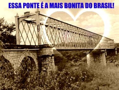 A PONTE MAIS BONITA DO BRASIL