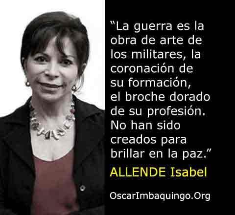 Isabel Allende Guerra