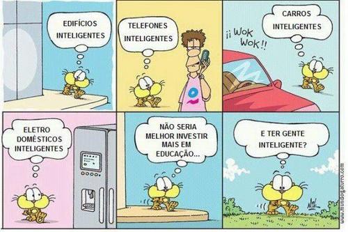 Gente inteligente