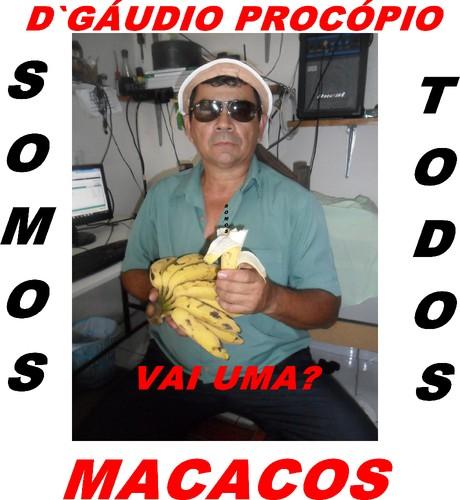 #SOMOS TODOS MACACOS
