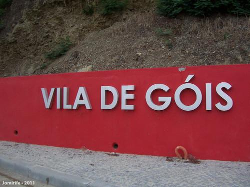 Vila de Góis - Entrada
