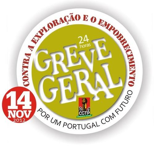 14 de Novembro, Greve geral