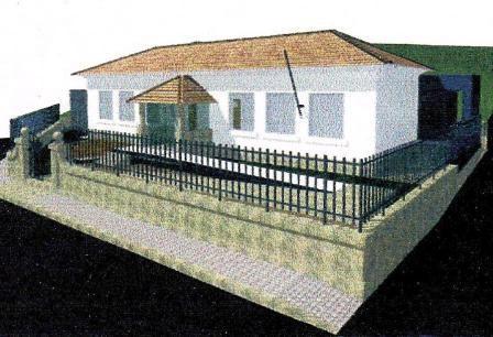 EB1 de Bairros n.º 1 dará lugar a novas instalações do Centro de Dia (imagem em 3D)