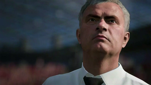 José Mourinho em FIFA 17