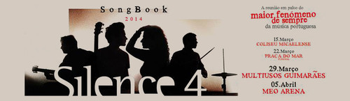 Silence 4 fazem apresentação exclusiva para IPO dia 27 com transmissão via web