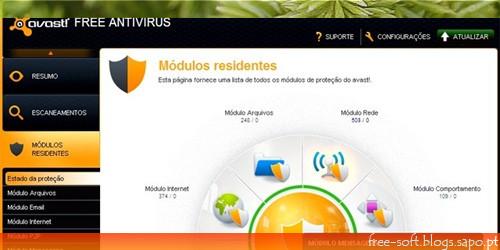 O melhor antivirus - Antivirus mais popular