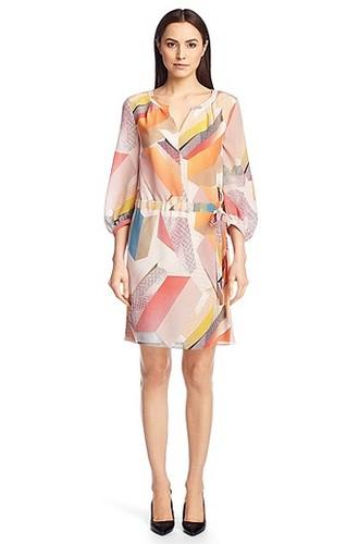 vestidos hugo boss 2014