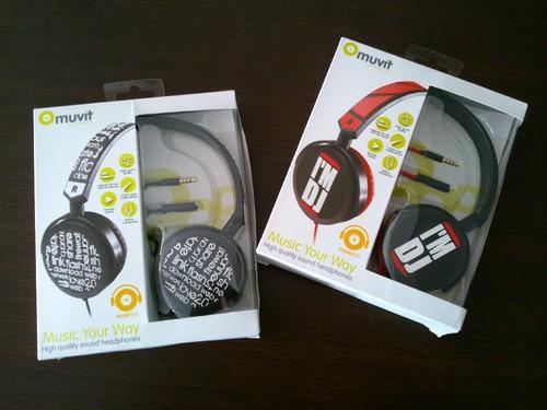 Muvit Headphones MAV Informatica
