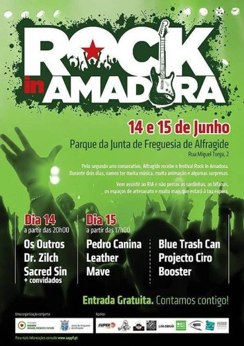 Rock in Amadora