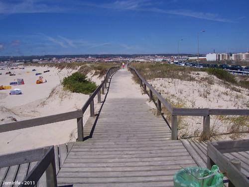 Passadiço da praia do Cabedelo (Figueira da Foz)