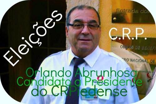 Orlando Abrunhosa Futuro Presidente do CRPiedense