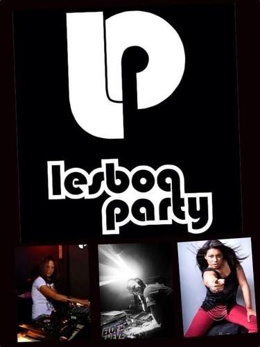 LESBOA PARTY [line-up]