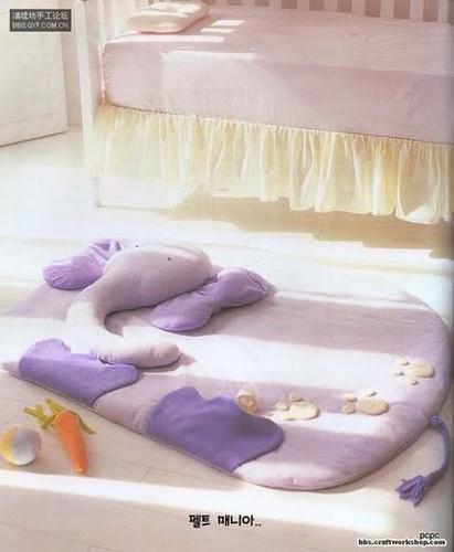 tapete quarto bebe