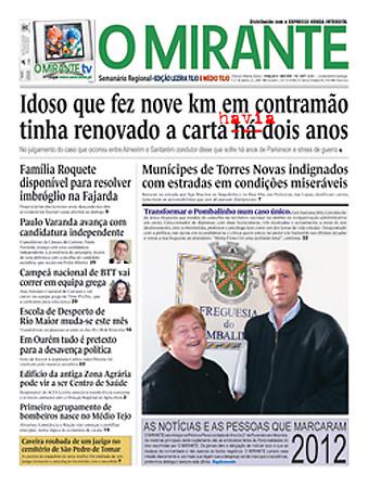 O Mirante (14/II/13)