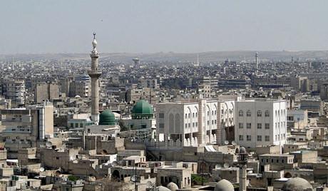Rebeldes abateram caça da Força Aérea da Síria