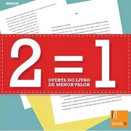 Leve 2 Pague 1-  Porto Editora | BOOK.IT | até 9 março