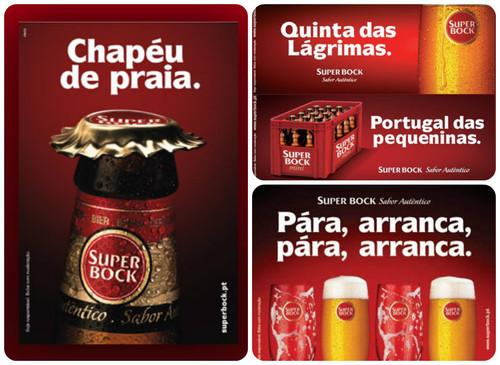 Super Bock - Publicidade