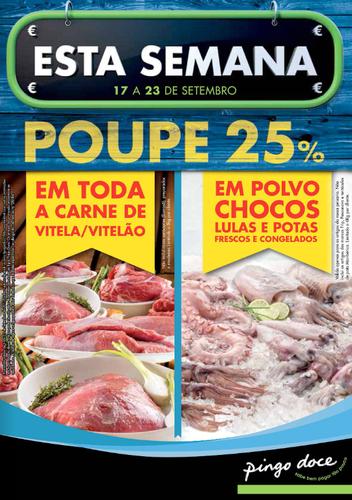 Folheto Pingo Doce de 17 a 23 Setembro