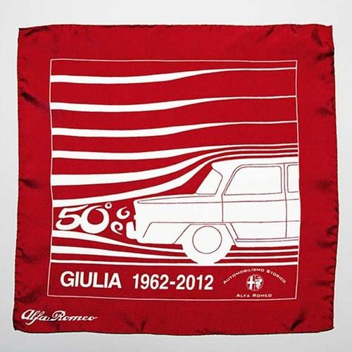 Lenço Alfa Romeo
